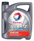 ULEI MOTOR TOTAL QUARTZ INEO MC3 5W30 5L